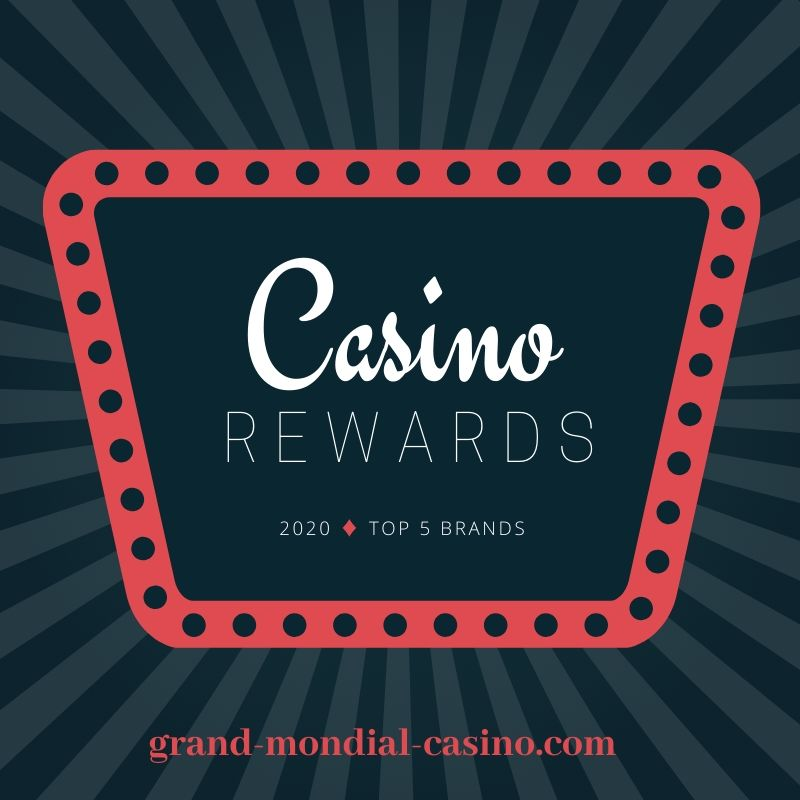 Casino rewards top 5 brands 2020