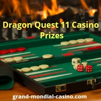 Dragon Quest 11 Casino Prizes Online