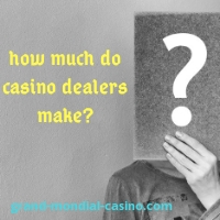 how much do casino dealers make in Europe