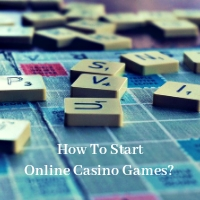 Start online casino games