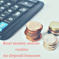 Real money online casino no deposit bonuses